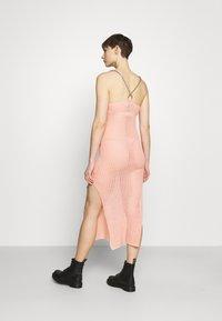 The Ragged Priest - BLEACHER - Strikket kjole - pink - 2
