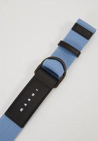 Marni - Belt - baltic black - 2