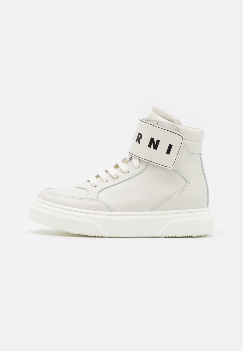 Marni - High-top trainers - offwhite