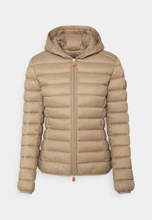 GIGA DAISY - Light jacket - macaroon beige