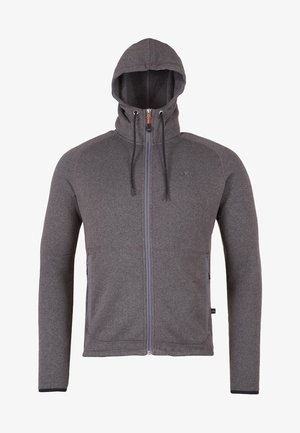 Giacca in pile - dark grey