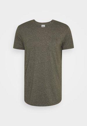 GRIND - Basic T-shirt - olive