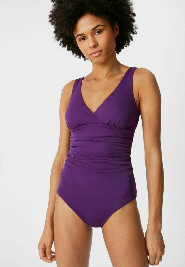 Badpak - violett