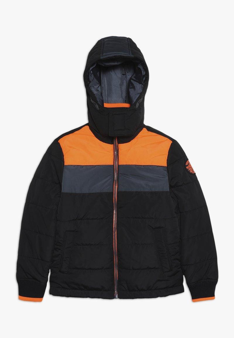 Petrol Industries - Zimní bunda - black