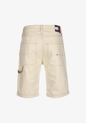SHORTS REY WORKWEAR - Shorts - ecru rig