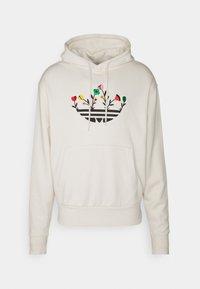 adidas Originals - FLORAL TREFOIL UNISEX - Sweatshirt - off white - 5