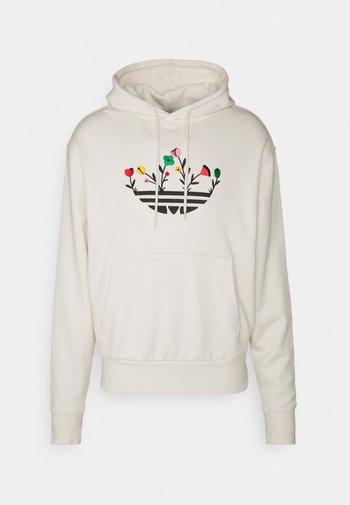 FLORAL TREFOIL UNISEX - Sweater - off white