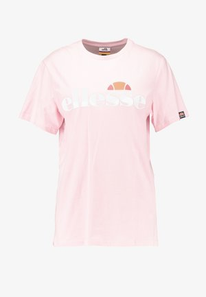 ALBANY - T-shirt con stampa - light pink