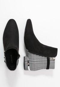 Mariamare - VILMA - Kotníkové boty - black - 3