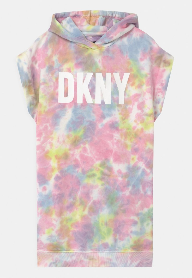 DKNY - HOODED  - Day dress - multi coloured