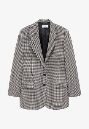 VINTAGE - Short coat - zwart