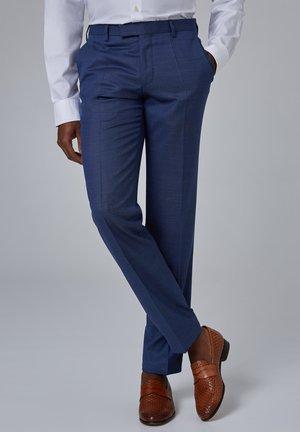 MASSA - Suit trousers - estate blue