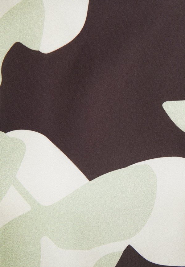 Opus SARIFANA PRINT - Bluzka - black/czarny SUQQ