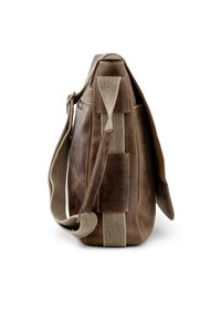 Klondike 1896 - ETHAN - Across body bag - dunkelbraun - 3