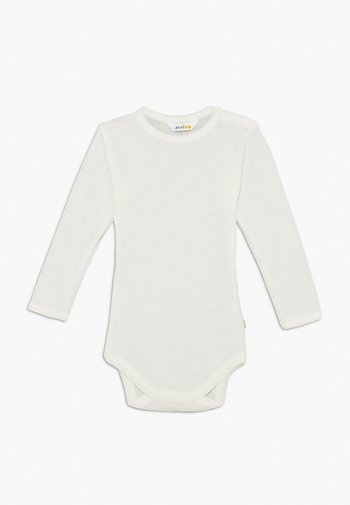 LONG SLEEVES - Long sleeved top - off white