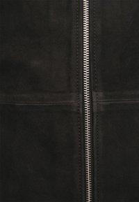 J.LINDEBERG - JONAH - Giacca di pelle - black - 2