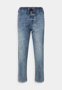 Armani Exchange - PANTALONI - Straight leg jeans - indigo denim - 0