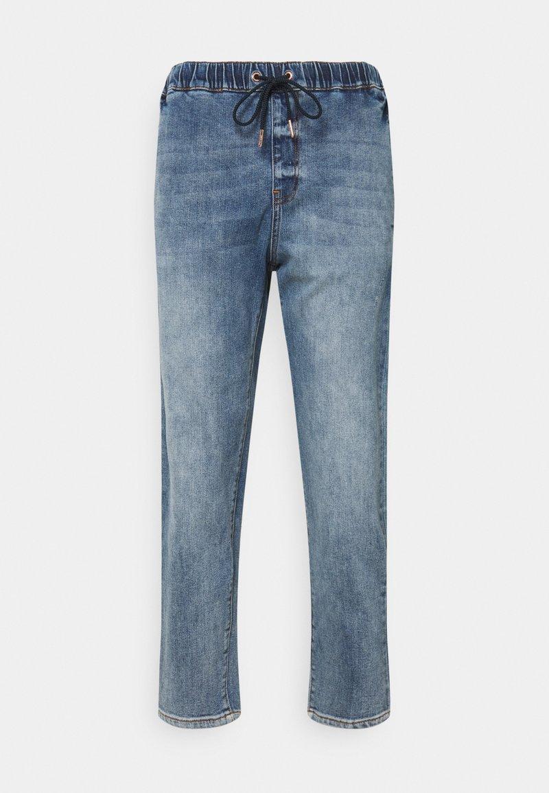 Armani Exchange - PANTALONI - Straight leg jeans - indigo denim