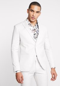 Isaac Dewhirst - WEDDING SUIT PALE - Oblek - stone - 2