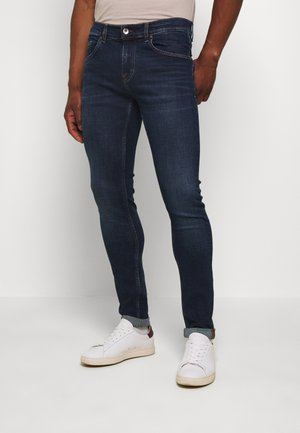 SLIM - Jeans slim fit - blue