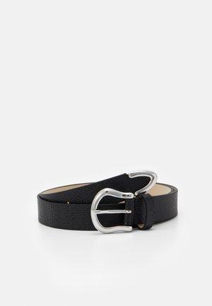 KIM BELT - Belt - black
