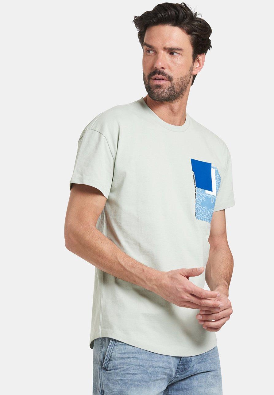 Homme TROY - T-shirt imprimé