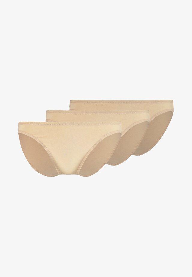 ESSENTIALS 3Pack - Slip - nude