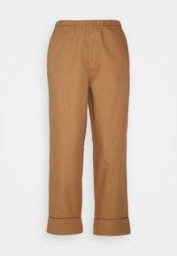 ARKET - Pyjama bottoms - beige dark - 0