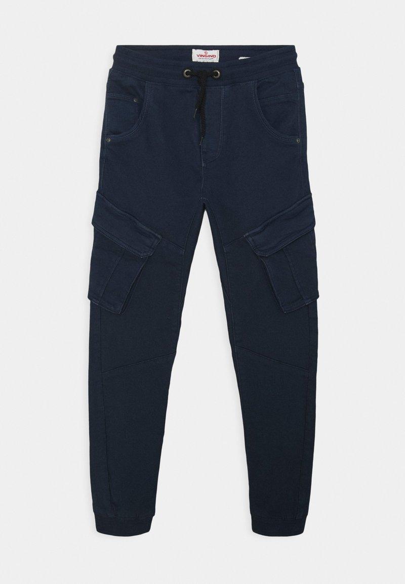 Vingino - CARLOS - Cargo trousers - dark blue