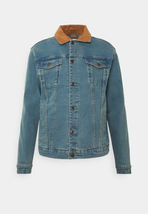 KASH JACKET - Jeansjacka - light blue