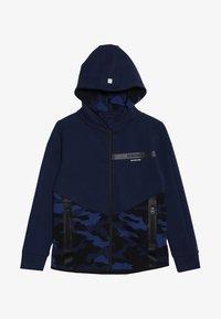Retour Jeans - EDO - Chaqueta de punto - dark indigo blue - 3