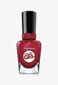 Sally Hansen - MIRACLE GEL - Nail polish - 474 can't beet royalty - 0