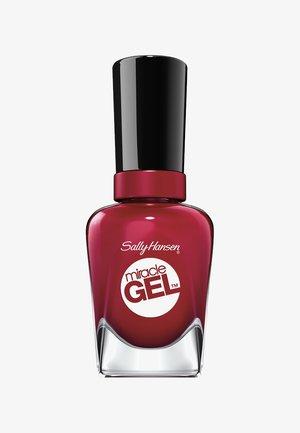 MIRACLE GEL - Nail polish - 474 can't beet royalty