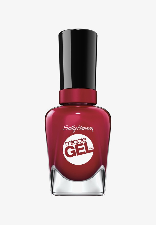 MIRACLE GEL - Nail polish - 474 can't beet royalty
