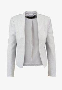 Vero Moda - VMJANEY SHORT  - Blazer - light grey melange - 3