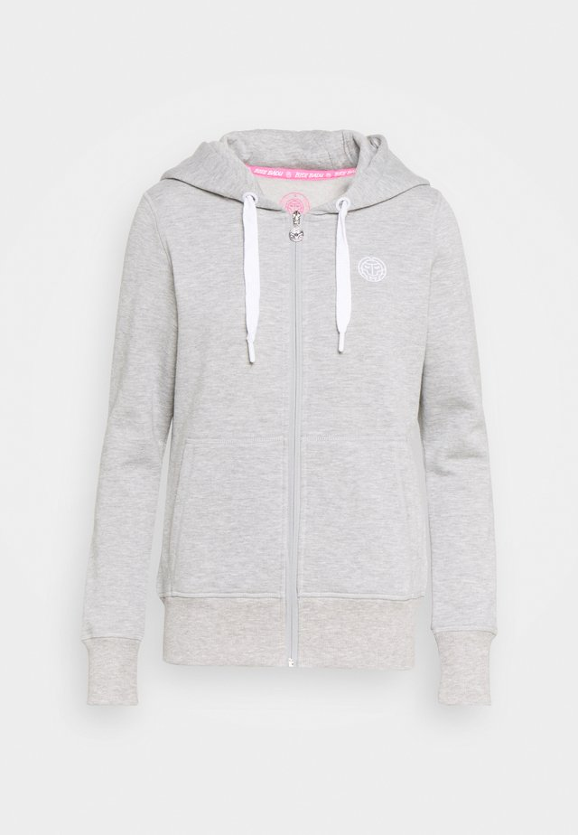 DALILA BASIC TRACKSUIT - Verryttelypuku - light grey