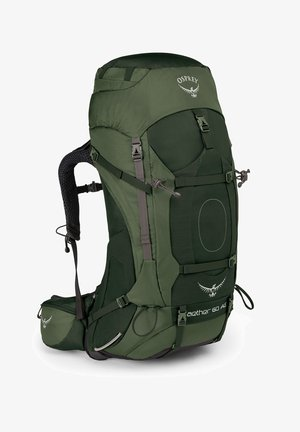 AETHER - Hiking rucksack - adirondack green