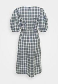 Alexa Chung - CORSET DRESS - Cocktailkleid/festliches Kleid - green/ pale blue - 6