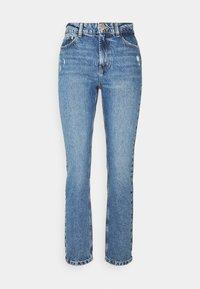 ONLY - ONLEMILY LIFE - Jeans straight leg - medium blue denim - 5