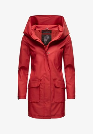 DELISHAA - Parka - light red