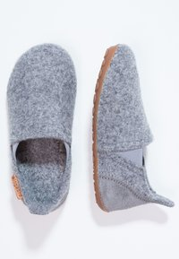 Bisgaard - SAILOR HOME SHOE - Slippers - grey