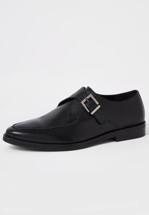 Smart slip-ons - black
