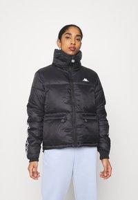 Kappa - HEDORA - Winter jacket - caviar - 0