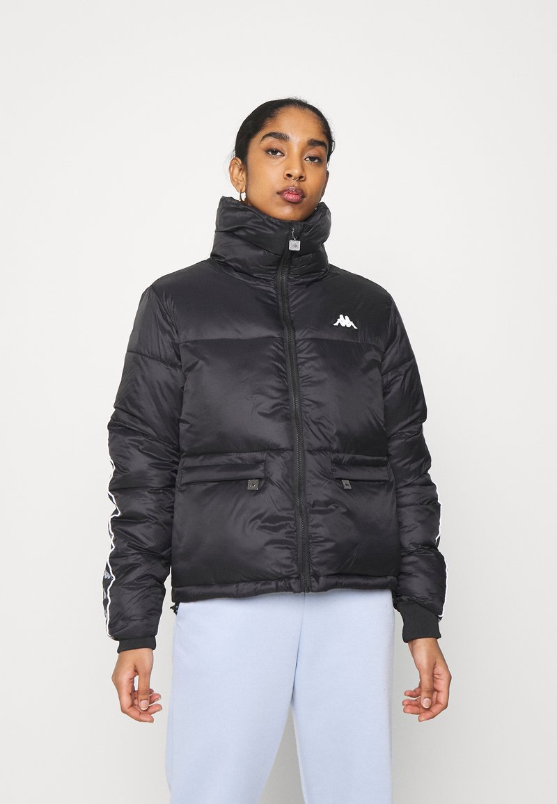 Kappa - HEDORA - Winter jacket - caviar