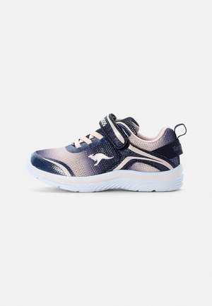 K-MAID GLEAM - Sneaker low - navy/frost pink
