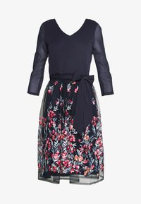 Esprit Collection - DRESS - Koktejlové šaty/ šaty na párty - navy - 4