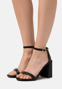 RAID - LORAINE - High heeled sandals - black - 0