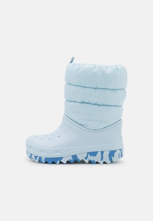 CLASSIC NEO PUFF BOOT  - Winter boots - mineral blue