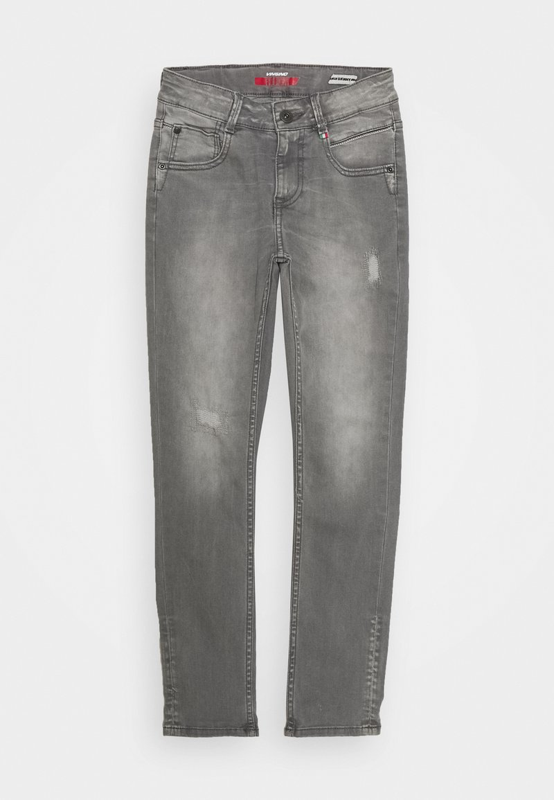 Vingino - ARMIN - Skinny džíny - light grey