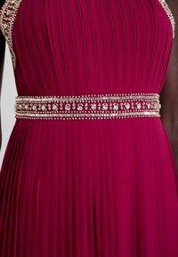 TFNC Tall - JANICE - Suknia balowa - dark red - 7